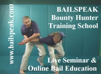 Bail Fugitive Recovery Training Course Programs